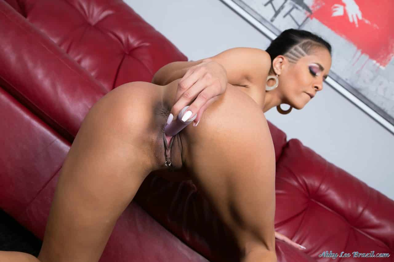 mulher nua flexivel em fotos de masturbacao 15 - Mulher nua flexível em fotos de masturbação